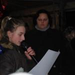 Negyedik Adventi Gyertyagyújtás 2014