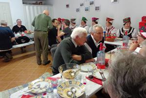 Svájci vendégek